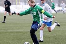 Turnaj fotbalového poháru Jizerské pekárny Cup 2010. Zápas Lučany a Mšeno A.