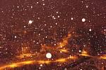 Zimní romantika za tmy