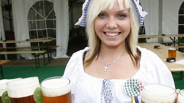 Pivo. Ilustrační obrázek.
