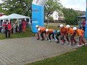 Sbor dobrovolných hasičů Vlastiboř. Jizerská liga Jirkov 2009.