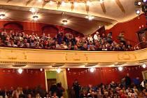 V Městském divadle Jablonec n. N.