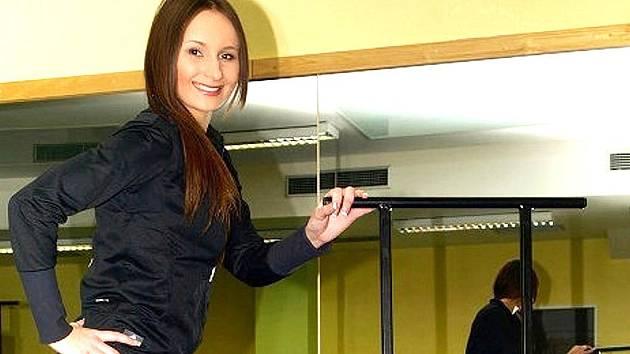 Lucie Vidnerová je instruktorka jumpingu nejen v Jablonci nad Nisou, ale také v Mladé Boleslavi.