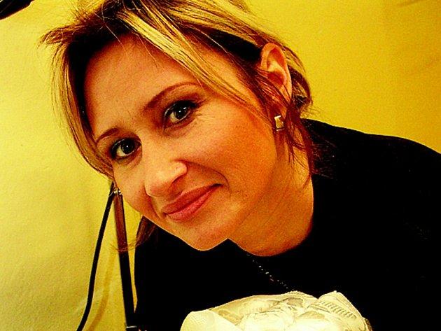 Martina Predigerová, majitelka psího salonu