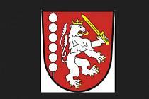 Nový znak obce Držkov