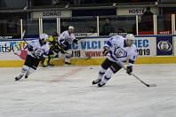 Na domácím ledě vyhráli jablonečtí Vlci další zápas II. ligy, když soupeře, pražskou Kobru, porazili 5:2.