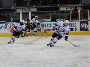 HC Vlci Jablonec - HC Kobra Praha 5:2