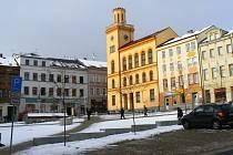 Jablonečanům se moc nelíbí například prázdné Dolní náměstí
