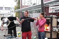 V jabloneckém Eurocentru proběhl 11. ročník výstavy a veletrhu vzdělávání AMOS 2009.