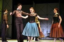 Divadlo F. X. Šaldy Liberci nastudovalo baletní představení Charlota - příběh mexické císařovny. V hlavních rolích vystoupí Barbora Kohoutková a Petr Münch.