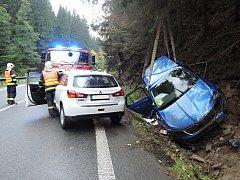 Nehoda u Jirkova