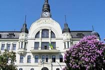 Tanvaldská radnice.