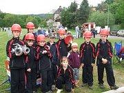 Sbor dobrovolných hasičů Frýdštejn. Práce s mládeží.