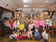 Sbor dobrovolných hasičů Frýdštejn. Práce s mládeží. Vánoční besídka.