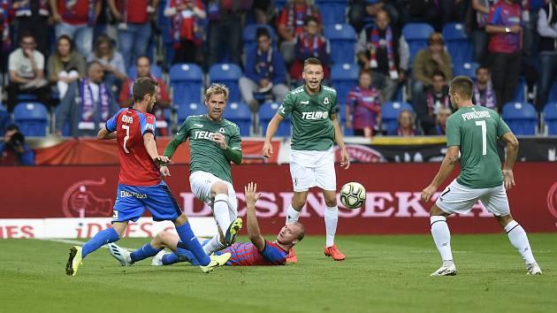 Plzeň - Jablonec, fotbalová liga. Foto: Michal Vele/ FK Jablonec