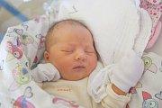 AMÉLIE OPOČENSKÁ se narodila v pátek 6. dubna mamince Janě Chmelařové z Hodkovic n. M. Měřila 51 cm a vážila 3,63 kg.