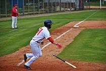 Basebalový tým Blesk. Ilustrační foto.