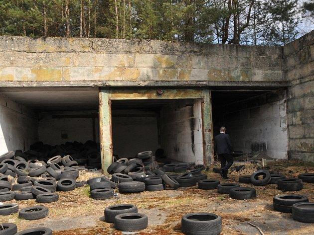 Bývalý kulturní dům po sovětské armádě čeká demolice