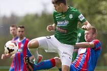 Foto z utkání juniorky FK Jablonec