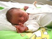 Kristián Macej se narodil Beátě a Pavolovi Macejovým z Jablonce nad Nisou 21.10.2015. Měřil 45 cm a vážil 2250 gramů.