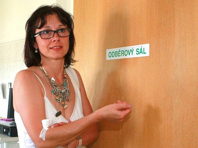 Lenka Střihavková se dobrovolnou dárkyní krve stala před krátkým časem a v říjnu letošního roku získá teprve bronzovou medaili Dr. Janského.