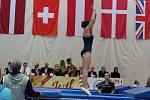 V jablonecké městské sportovní hale se utkali závodníci z celé Evropy. A skákali pořádně vysoko.