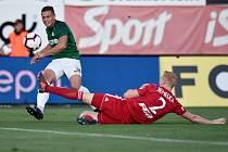 Jablonec porazil Olomouc 3:0