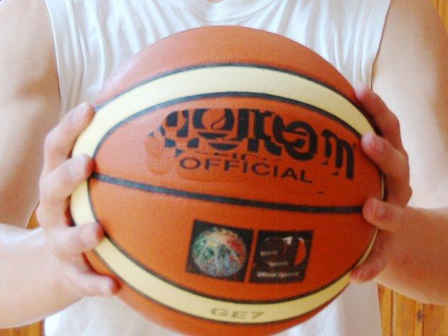 Basketbal. Ilustrační snímek.
