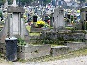 Jablonecký hřbitov