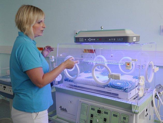 Porodnice - ilustrační snímek