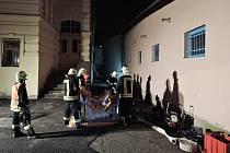 Ve pátek večer došlo k úniku čpavku na Městském zimním stadionu v Jablonci nad Nisou. Mimo objekt se nedostal.