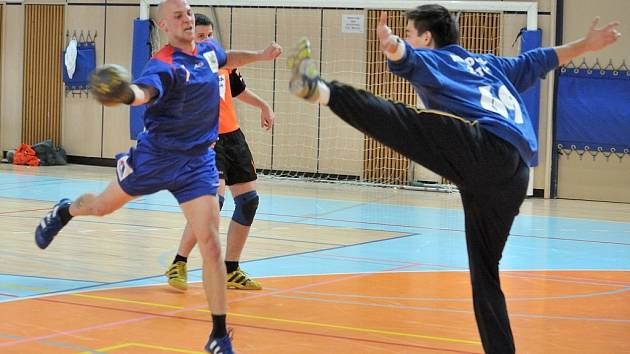 V dalším kole II. ligy  v házené se utkala domácí ELP Jablonec se  Šroubárnou Žatec.
