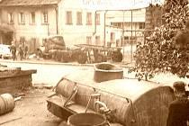 Srpen 1968 v našem regionu.