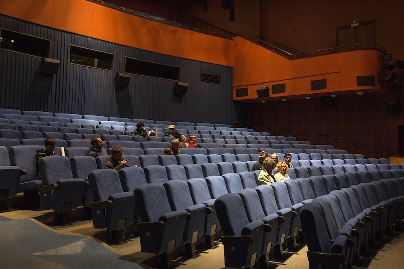 Kino v Jablonci.