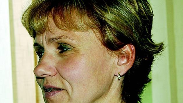 Hana Benešová, laktační poradce