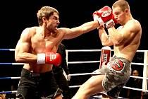 Kickboxer Petr Kareš bude v Německu bojovat o profesionální titul mistra světa.
