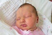 ADRIANA FIELKO se narodila v sobotu 30. září mamince Evě Fielko z Jablonce nad Nisou. Měřila 50 cm a vážila 3,44 kg.