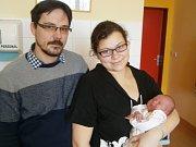 Adéla Fišerová se narodila Markétě Vlašánkové a Romanovi Fišerovi z Jablonce nad Nisou dne 3.1.2016. Měřila 49 cm a vážila 3450 g.