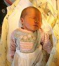 Adéla Prousková se narodila Barboře a Janovi Prouskovým ze Zásady dne 12.10.2015. Měřila 49 centimetrů a vážila 3050 g.