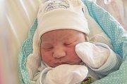 NIKOLAS TONAR se narodil ve čtvrtek 30. března mamince Petře Tonarové z Jablonce nad Nisou. Měřil 52 cm a vážil 3,89 kg.