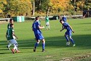 V domácím divizním utkání se šance rodily na obou stranách. Proto zápas musely rozhodnout penalty.