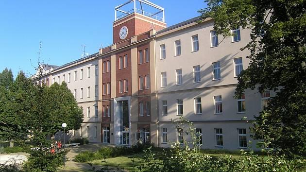 Část školy v ulici Zborovská