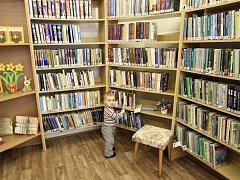 V plavské knihovně