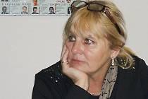 Danka Šljapnikovová pracuje jako produkční vzdělávání v občanském sdružení Hermes, které v tuto chvíli pomáhá také ženám ve znevýhodněné situaci uplatnit se na trhu práce.