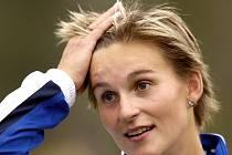 KDY TO PŘIJDE? Oštěpařka Barbora Špotáková čeká na stoprocentní hod. Mohl by vyjít třeba v olympijském finále...