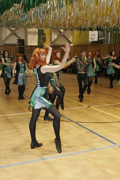 Jablonecký soubor Irské sestry