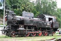 Parní lokomotiva řady 423 Velký Býček
