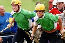 9. kolo Podkozákovské hasičské ligy 2009 v Nouzově. Muži z Libuně skončili tentokrát na nepopulárním čtvrtém místě.