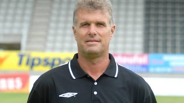 Kustod FK Jablonec 97 Aleš Češek.