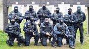 Jednotka pod jednotným velením je zřízena pro případ nepokojů ve věznici.