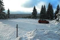 Parkoviště u Souše